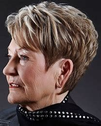 Image result for Short Hairstyles For Older Women Over 60