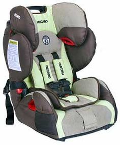 RECARO ProRIDE Car Seats Child Safety System? Safest carseats made.