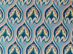 Sonia Delaunay textile design.