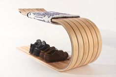 """Sleigh Bench"" by 6.1 Designers"