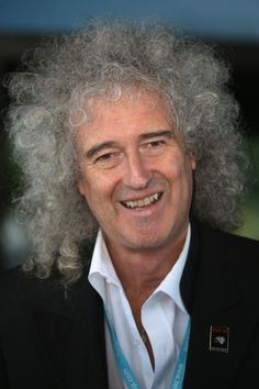 Photo of Brian May for fans of Brian May 32499931 John Deacon, Adam Lambert, Brian's Song, Queen Guitarist, Brian Rogers, Queen Brian May, Elite Model, El Rock And Roll, Champions Of The World