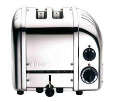 DUALIT Grille Pain Dualit Classic 1 200W 2 fentes - Inox / 329000 en vente sur francisbatt.com