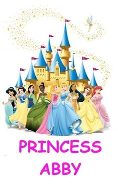 ***GREAT DISNEY PRINCESSES *** PERSONALIZED****FABRIC/T-SHIRT IRON ON TRANSFER in Fabric Transfers | eBay