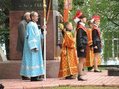 """""""Да уж, стоило дожить до 21 века только для того, чтобы увидеть """"православных пионеров"""". http://ibigdan.livejournal.com/18015520.html"""