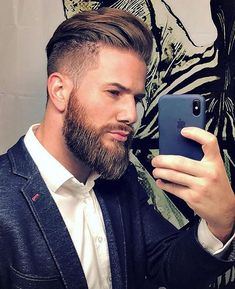 """6,257 Likes, 17 Comments - Hairstyle & Haircut For Men's (@hairstylemens) on Instagram: """"Do you like it ?  or  Follow @hairstylemens  .. Cc : @dan_juergen . .. ........ #hairstylemens…"""""""