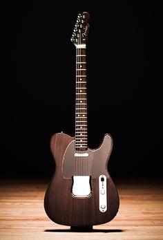 George Harrison Rosewood Telecaster - Fender® Custom Shop   Fender® Custom Shop