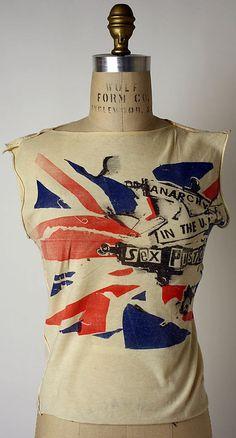 Vivienne Westwood (British, born 1941)  Date: 1976