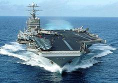 Aircraft Carrier - USS George Washington