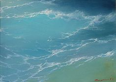 Entre las olas # 5. George Dmitriev