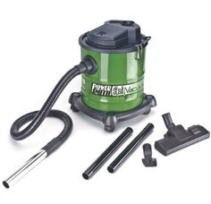 POWERSMITH ASH VACUUM 10 Amp Fireplace Wood Pellet Stove Grill Clean Up Shop Vac #PowerSmith