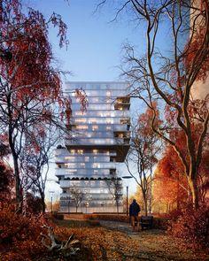 "Check out this @Behance project: ""Rheinturm"" https://www.behance.net/gallery/48893447/Rheinturm"