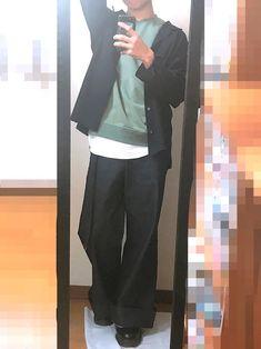 こんにちはー!! 自分らしいコーデと違うものをたまに着てみる、意外とそう思って着た服がお気に入りにな