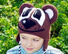детские вязаные шапки для девочек и мальчиков лучшие изображения