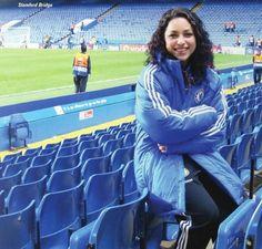 Dr. Eva Carneiro  - team Chealsea Fc