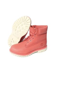 buy popular 6d86d a6c97 Timberland Women s 6 Inch Premium Boot Coral. Culture KingsTimberlands ...