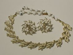 BSK Demi-Parure (1) by cottagetocastlechic, on Flickr