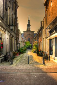 Haarlem, the Netherlands. City near Amsterdam. Places Around The World, Oh The Places You'll Go, Places To Travel, Around The Worlds, Travel Destinations, Luxembourg, Beautiful World, Beautiful Places, Amazing Places