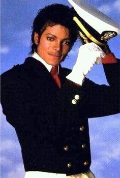 Captain Michael Jackson