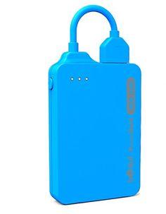 i-PowerBank 1600mAhBL - Batterie de secours externe 1600 mAh, sous License Apple MFI, pour iPhone avec connecteur Apple Lightning. - Couleur : BLEU BIDUL http://www.amazon.fr/dp/B00PQMYSYG/ref=cm_sw_r_pi_dp_knGTub0EKJFG8