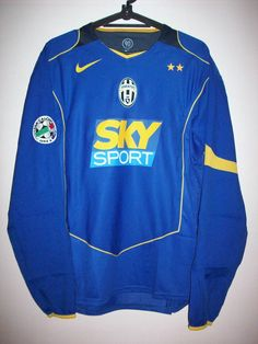 Juventus 2004-2005 - 3 Maglia