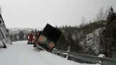 truck rescue in norway - YouTube