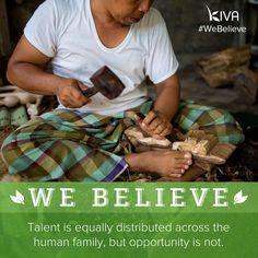 Kiva We Believe