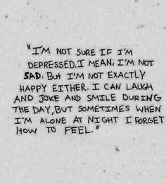 """This explains it exactly. Friends have told me I'm in the """"numb"""" stage but I still feel"""