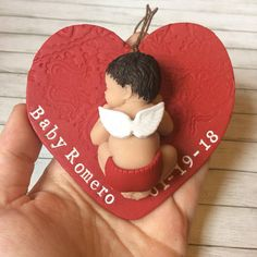Loss of Baby Gift Angel Baby Ornament Memorial Ornament