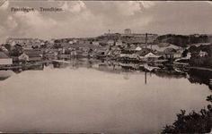 Trondhjem Fæstningen brukt 1926 Foto: Werner