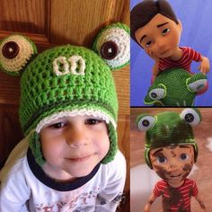 My 4 year old in his Caleb frog hat from the video you can be patient this hat and video are excellent visual reminders for him how important patience is and how patience glorifies Jehovah. Photo shared by @thegirlishooked