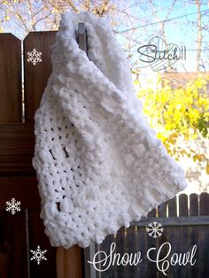 Warm Snow Cowl - Sti