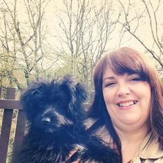 Me and my #mummy #pom #Pomeranian #ilovemymom #ilovemyfurbaby #maltese #maltipom