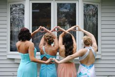 Many hair ideas and prom picture poses. This is from my sophomore year. :)