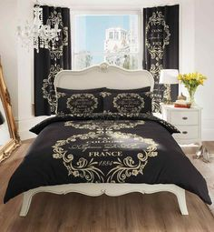 ScriptLuxury Duvet Covers, Quilt Covers and Bedding Sets. Single - One duvet cover x 200 cm) and one pillow case x 75 cm). Double - One duvet cover x 200 cm) and two pillow cases x 75 cm). Duvet Cover Sale, Black Duvet Cover, Duvet Covers, Quilt Cover, Cover Pillow, Blanket Cover, Pillow Cases, Bed Sets, Duvet Sets