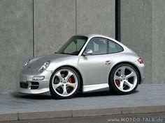 Smart Car Design Porsche