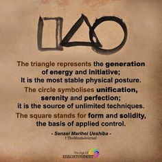 The Triangle Represents The Generation Of Energy And Initiative - themindsjournal. Spiritual Symbols, Spiritual Awakening, Spiritual Quotes, Energy Symbols, Spirit Magic, Morning Greetings Quotes, Spiritual Development, Cool Words, Triangle