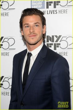 gaspard ulliel suits up to premiere saint laurent at new york 10 Gaspard Ulliel looks mighty fine as he suits up to attend the premiere of his latest film Saint Laurent at the Alice Tully Hall during the 2014 New York Film Festival…