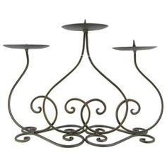 Metal Candle Holders - Hobby Lobby