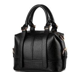 2016 fashion PU leather bags high quality women handbags female Korean Crossbody bags sweet Shoulder bag middle aged women tote