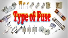 Engineering Science, Electrical Engineering, Electrical Fuse, Live Wire, Different Types, Ceramic Materials, High Voltage, Circuit, Learning