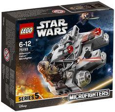 LEGO Star Wars 75193 : Millennium Falcon (Microfighters)