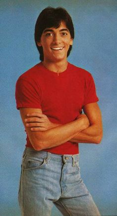 Ohhh Scott Baio! He ruled my bedroom wall in the 80s.