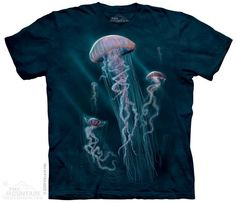 The Mountain - Jellyfish T-Shirt, $20.00 (http://shop.themountain.me/jellyfish-t-shirt/)