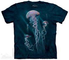 The Mountain - Jellyfish T-Shirt, $20.00 (http://shop.themountain.me/jellyfish-t-shirt/)