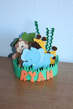 centerpiece for kiddie party
