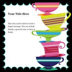 Carnival+Tea+Party+designed+by+Kellie+Medivitz+|+PrintableGirl+on+Pingg.com