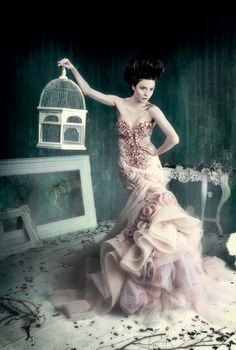 Lady in the Attic - Amato Haute Couture