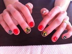 Ferrari Nails!