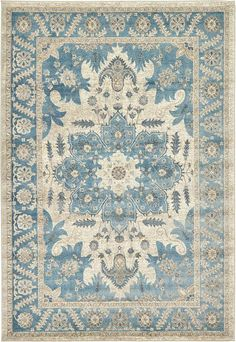 Cream Vienna Area Rug