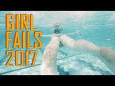 GIRLS FAILS NOVEMBER 2017 #1 | FUNNY GIRLS FAILS COMPILATIONS | MAD MAX